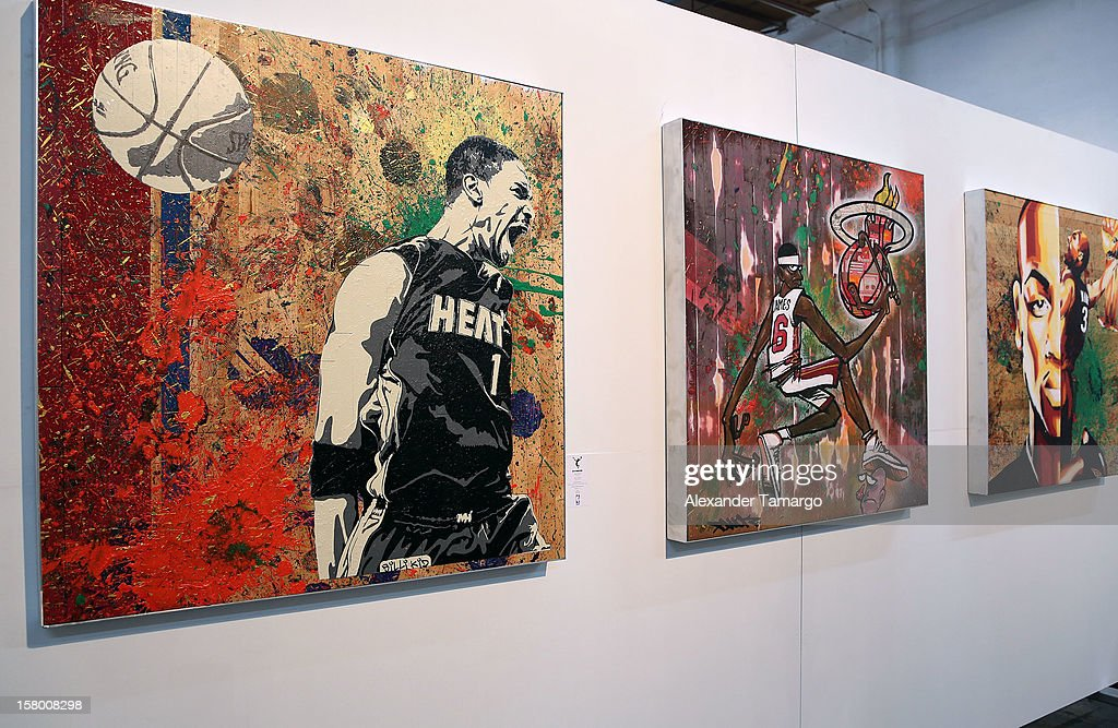Heat Wave With Dwyane Wade & Chris Bosh gallery hosted by Premier Beverage on December 7, 2012 in Miami, Florida.