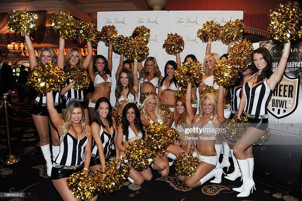 A general view at the Big Game Eve party at Bank Nightclub, Bellagio Hotel And Casino Resort on February 4, 2012 in Las Vegas, Nevada.