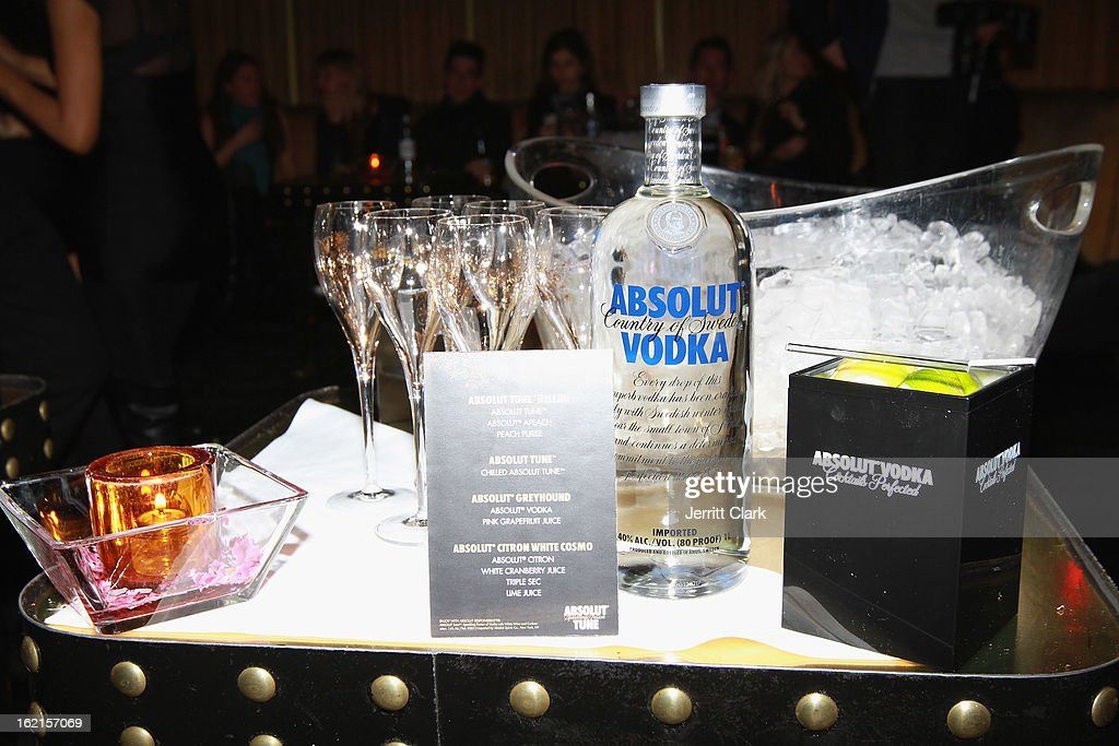 General view at the Charlotte Ronson After Party during Fall 2013 Fashion Week at 1 Oak on February 8, 2013 in New York City.