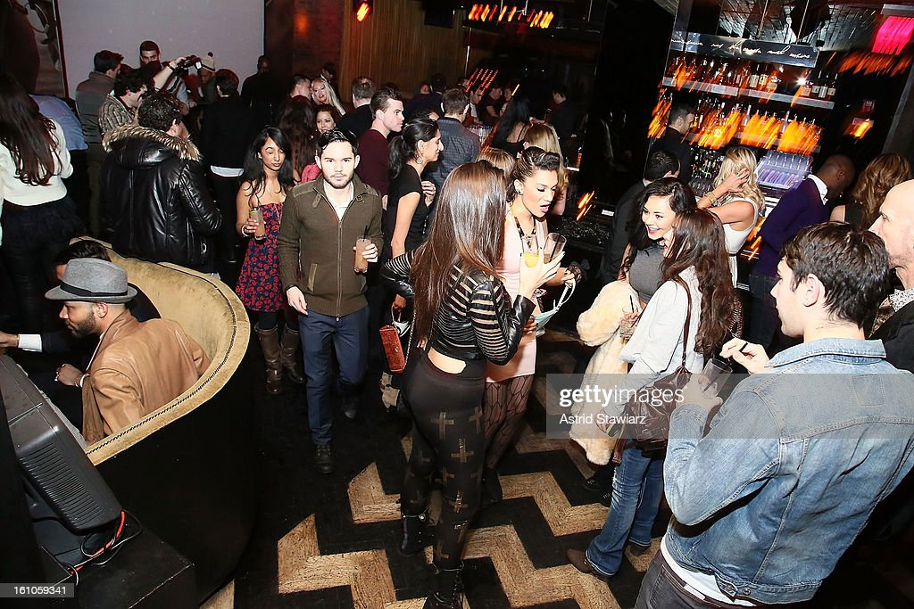 General view at The Charlotte Ronson Fall/Winter 2013 - After Party at 1 Oak on February 8, 2013 in New York City.