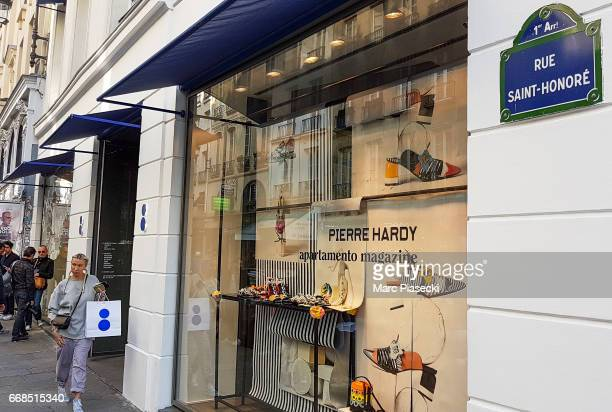 A general view at the 'Colette' store on April 14 2017 in Paris France
