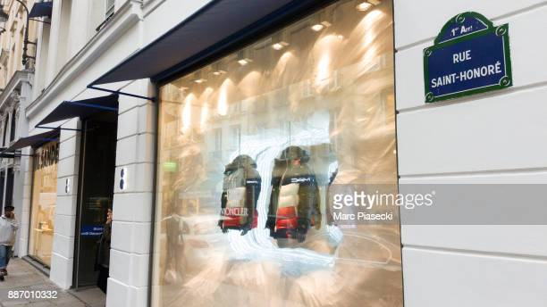 A general view at the 'Colette' store on Rue du Faubourg Saint Honore on December 6 2017 in Paris France