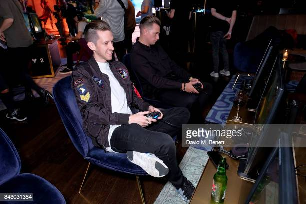 A general view at the Destiny 2 launch event on PlayStation 4 Available from Wednesday 6th September 2017 #Destiny2 at Mondrian Hotel on September 5...