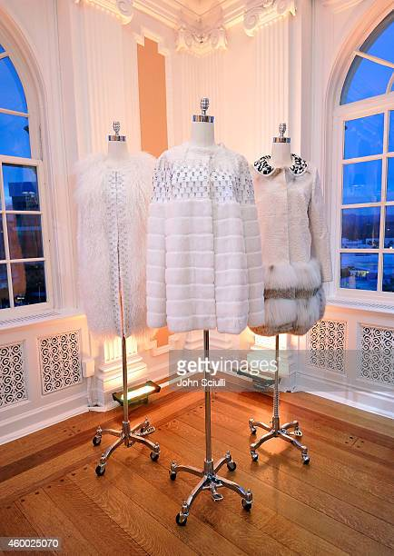 A general view at the Graff and The Fur Salon with Saks Fifth Avenue at the Beverly Wilshire Four Seasons Hotel on December 5 2014 in Beverly Hills...