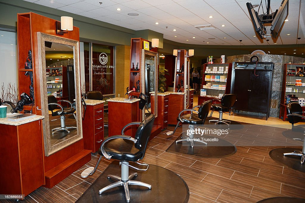 A general view at the grand opening of Michael Boychuck's LifeSpa + Salon at Life Time Athletic on February 28, 2013 in Las Vegas, Nevada.