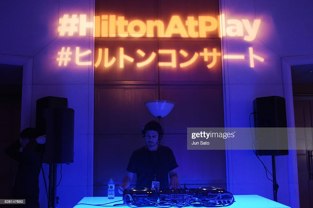 General view at the Halsey concert, which was part of the 2016 Hilton Concert Series on Wednesday, May 4, 2016 in Tokyo, Japan. The concert, which took place at Hilton Tokyo Odaiba, is the third of seven being held at hotels with the Hilton portfolio, showcasing the benefits of being an HHonors member - and the first Asia Pacific performance for the Series. For more information, visit HHonors.com.