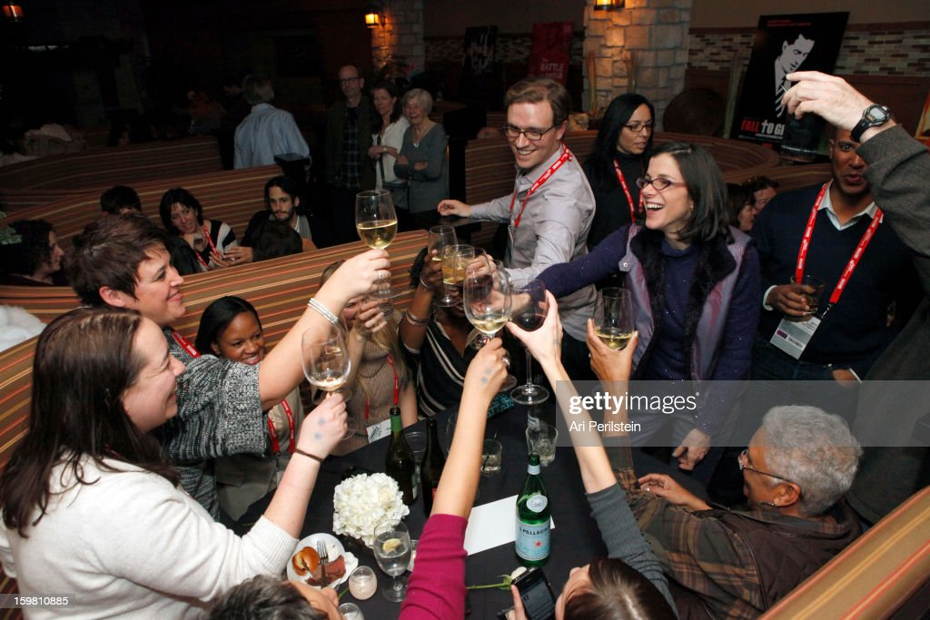 A general view at the HBO Documentary Films Sundance Party on January 20, 2013 in Park City, Utah.