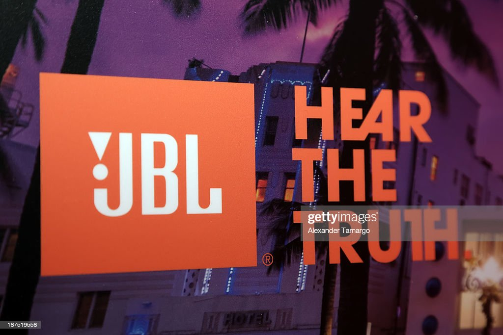 General view at the JBL 'Dare to Listen' Synchros S700 Headphone Miami Launch with DJ Ross One at The Gale South Beach on November 9, 2013 in Miami Beach, Florida.