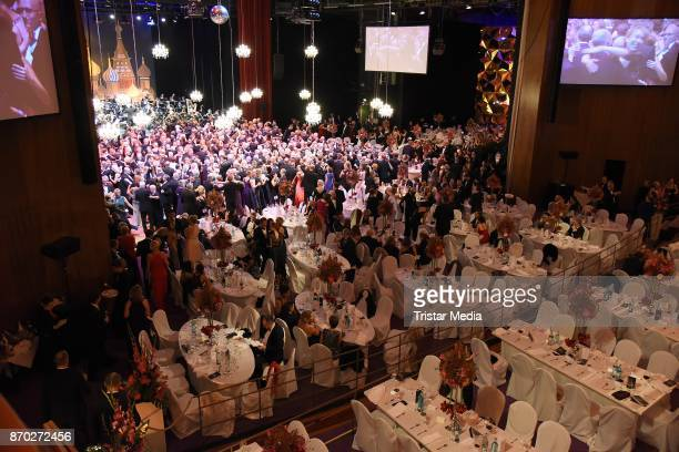 A general view at the Leipzig Opera Ball on November 4 2017 in Leipzig Germany