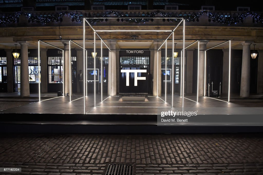 The First Global Tom Ford Beauty Store