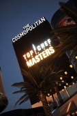 A general view at the 'Top Chef Masters' Season 4 premiere at the Cosmopolitan Hotel in CityCenter on July 25 2012 in Las Vegas NevadaÊ