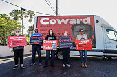 Rally Demanding Rubio: Don't Be A Coward