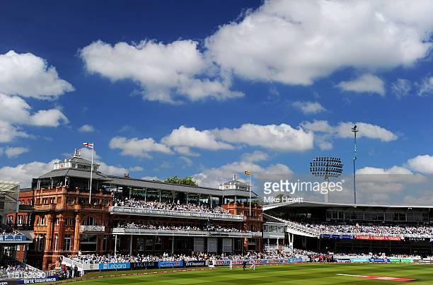 A general view during day one of the 2nd npower Test Match between England and Sri Lanka at Lord's Cricket Ground on June 3 2011 in London England