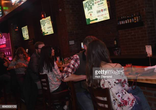 General view during Jameson Peach Jam presented by Jameson Irish Whiskey Proceeds benefit The Georgis Music Foundation at the George Jones Museum on...