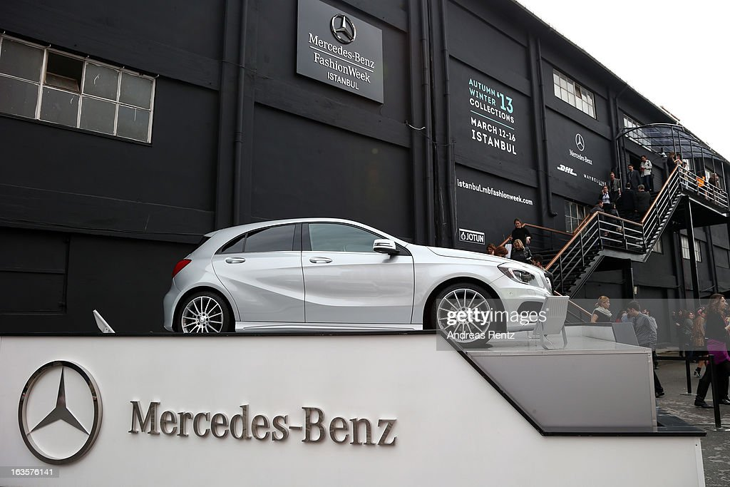 A general view during Mercedes-Benz Fashion Week Istanbul Fall/Winter 2013/14 at Antrepo 3 on March 12, 2013 in Istanbul, Turkey.