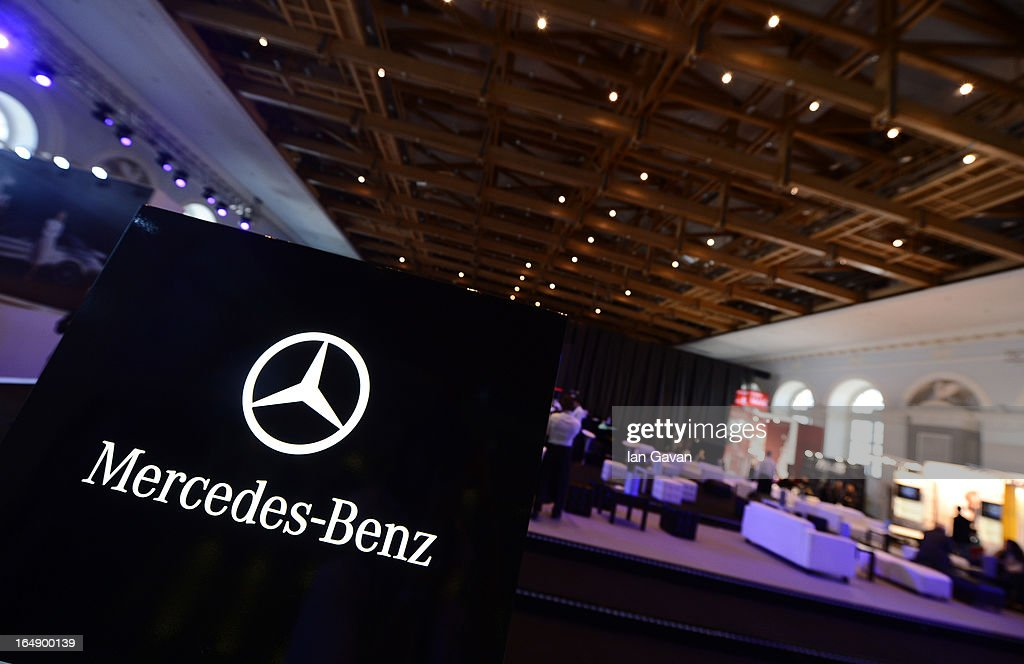 A general view during Mercedes-Benz Fashion Week Russia Fall/Winter 2013/2014 at Manege on March 29, 2013 in Moscow, Russia.