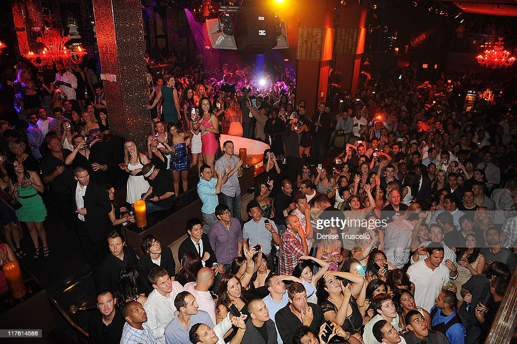A general view during <a gi-track='captionPersonalityLinkClicked' href=/galleries/search?phrase=Nicole+Scherzinger&family=editorial&specificpeople=678971 ng-click='$event.stopPropagation()'>Nicole Scherzinger</a>'s birthday at TAO Nightclub at the Venetian on June 25, 2011 in Las Vegas, Nevada.