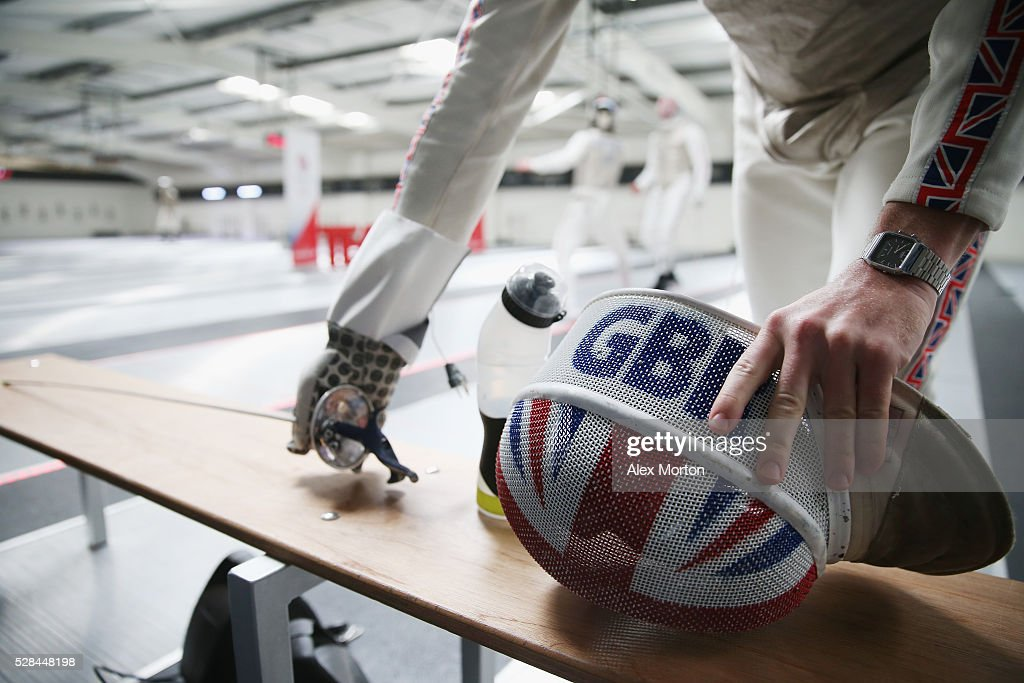 General view during the announcement of Fencing Athletes Named in Team GB for the Rio 2016 Olympic Games at British Fencing's Elite Training Centre on May 5, 2016 in London, England.