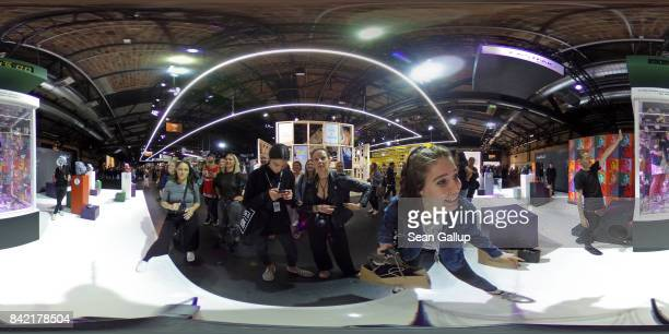 A general view during the Bread Butter by Zalando at arena Berlin on September 3 2017 in Berlin Germany