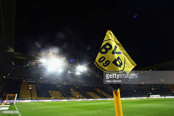 A general view during the Bundesliga match between Borussia Dortmund and 1899 Hoffenheim at Signal Iduna Park on December 5 2014 in Dortmund Germany