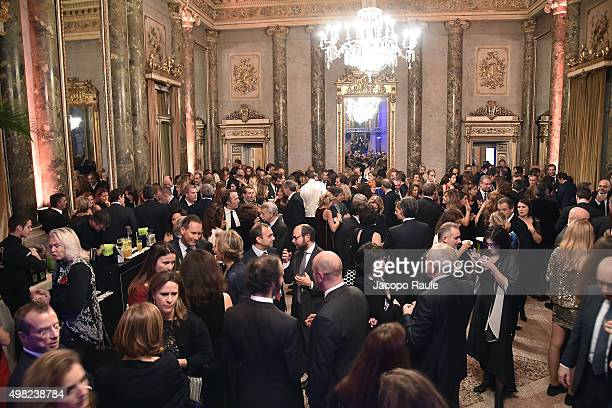 General view during the Charity Dancing Party For Haiti hosted by Fondazione Francesca Rava NPH Italia Onlus to support the Children Surgery Project...