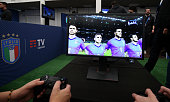 ITA: FIGC Unveils The eSport National Team 'eNazionale Timvision' - Day Three
