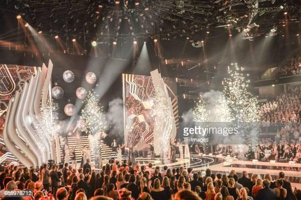 A general View during the final of Germanys Next Top Model TV show at KönigPilsenerArena on May 25 2017 in OBERHAUSEN Germany 'n