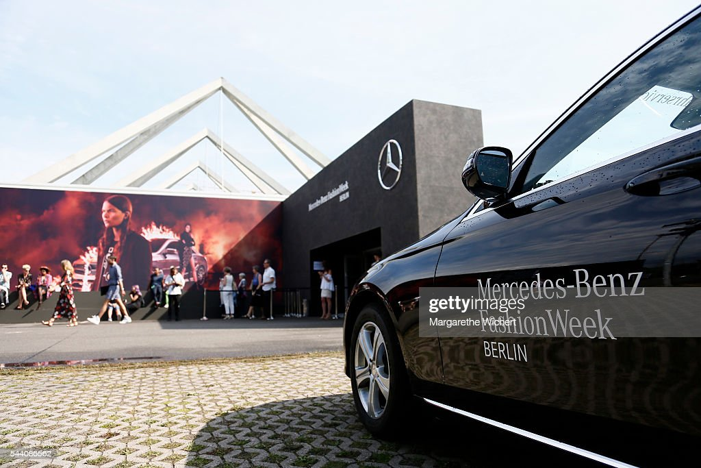 A general view during the Mercedes-Benz Fashion Week Berlin Spring/Summer 2017 at Erika Hess Eisstadion on June 28, 2016 in Berlin, Germany.