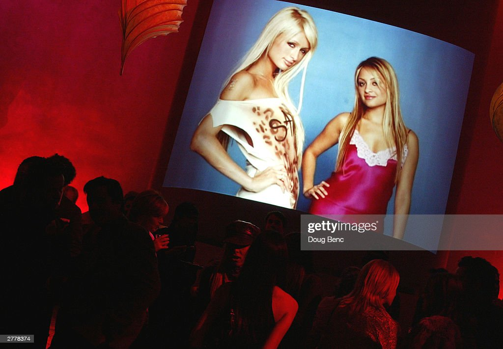 A general view during the premiere party for 'The Simple Life' on December 2, 2003 at Bliss in Los Angeles, California.