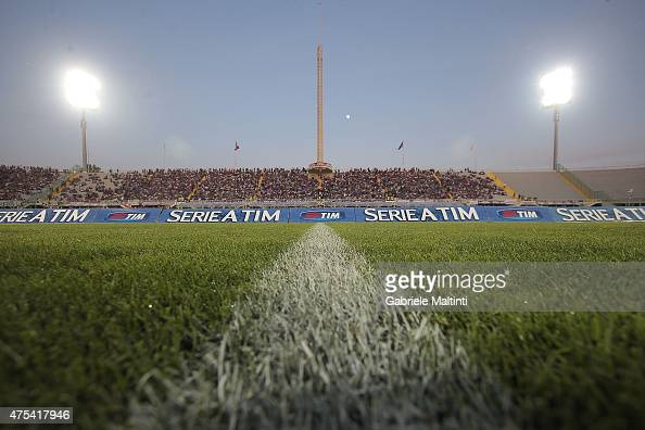 General view during the Serie A match between ACF Fiorentina and AC Chievo Verona at Stadio Artemio Franchi on May 31 2015 in Florence Italy