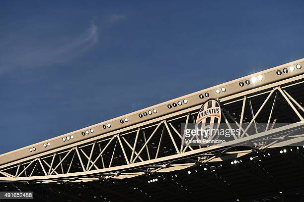 A general view during the Serie A match between Juventus FC and Bologna FC at Juventus Arena on October 4 2015 in Turin Italy