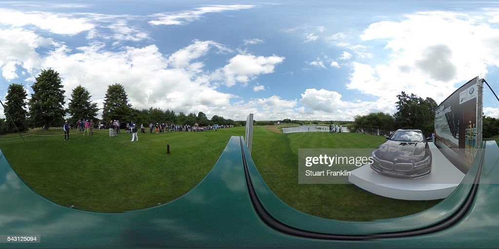 A general view during the third round of the BMW International Open at Gut Larchenhof on June 26, 2016 in Cologne, Germany.