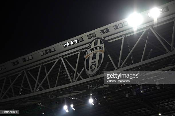 A general view during the TIM Cup match between FC Juventus and Atalanta BC at Juventus Stadium on January 11 2017 in Turin Italy