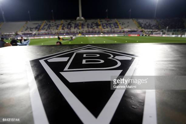 General view during the UEFA Europa League Round of 32 second leg match between ACF Fiorentina and Borussia Moenchengladbach at Artemio Franchi on...