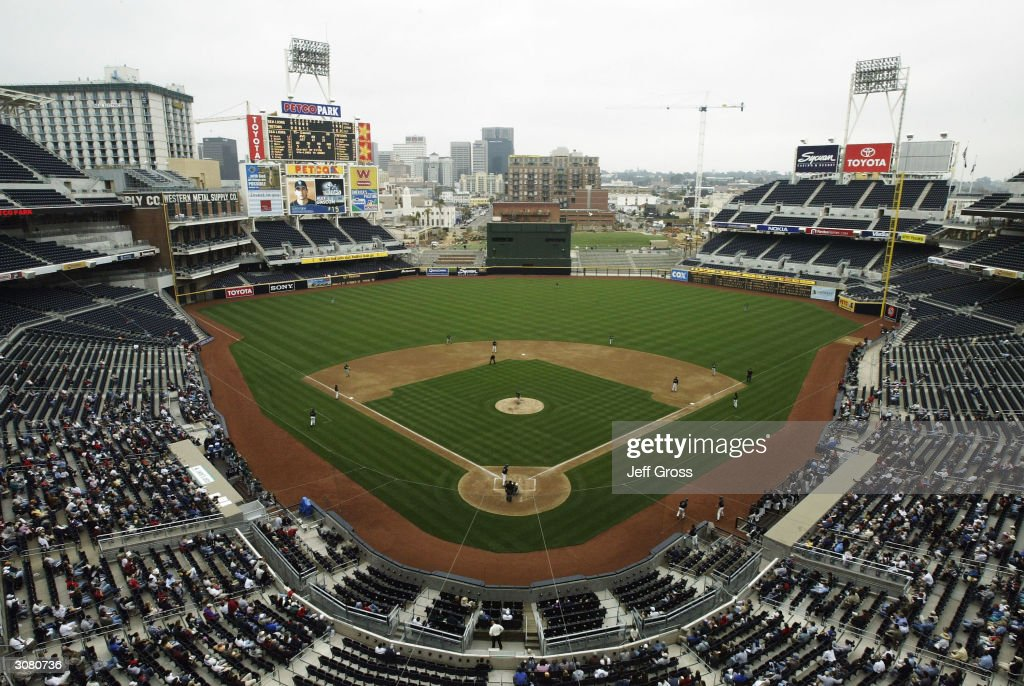 General Views Of PETCO Park Photos And Images