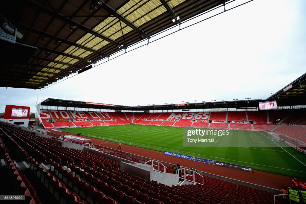 Stoke City v AFC Bournemouth - Premier League