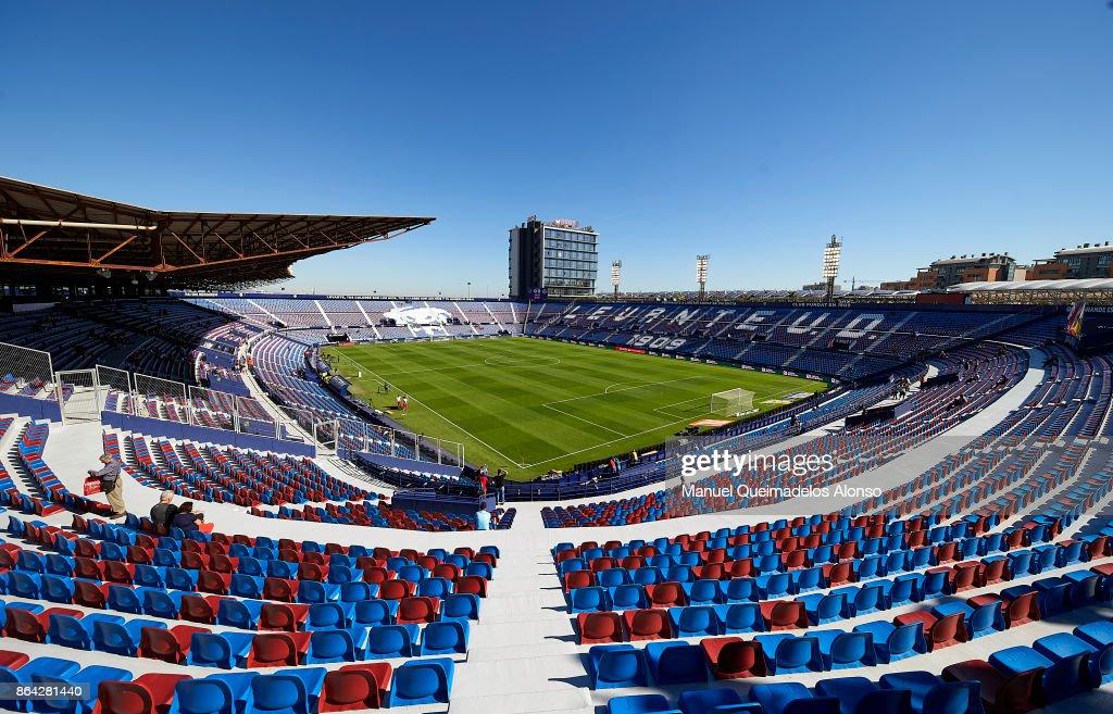 Levante v Getafe - La Liga