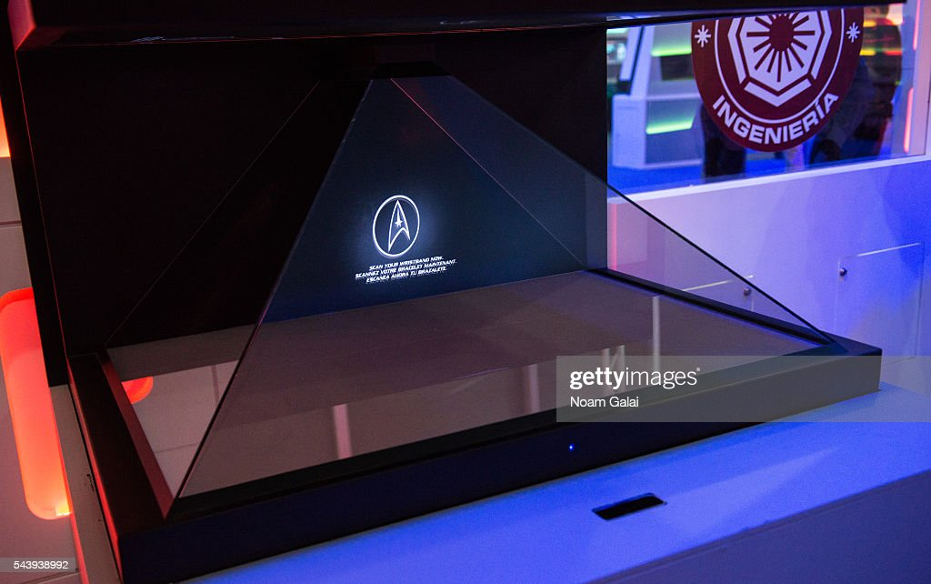 The Star Fleet Academy Experience at Intrepid Sea-Air-Space Museum on June 30, 2016 in New York City.