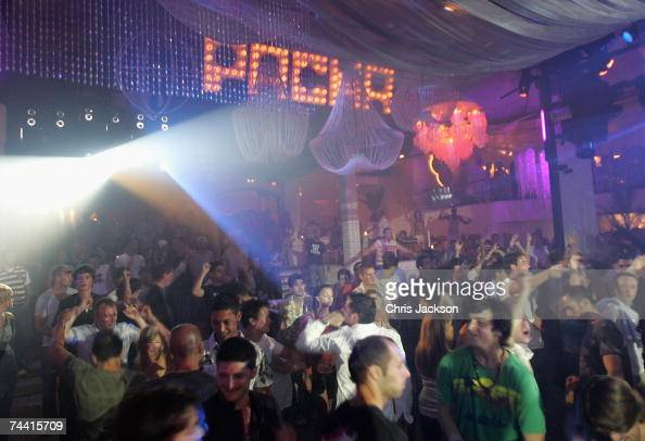 A general view is seen at Pacha nightclub in Eivissa town on June 5 2007 in Ibiza Spain Pacha will celebrate its 34th birthday tomorrow and has...