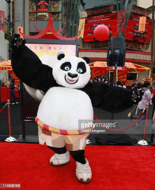 A general view is seen at the premiere of DreamWorks Animation's 'Kung Fu Panda 2' at Mann's Chinese Theatre on May 22 2011 in Hollywood California
