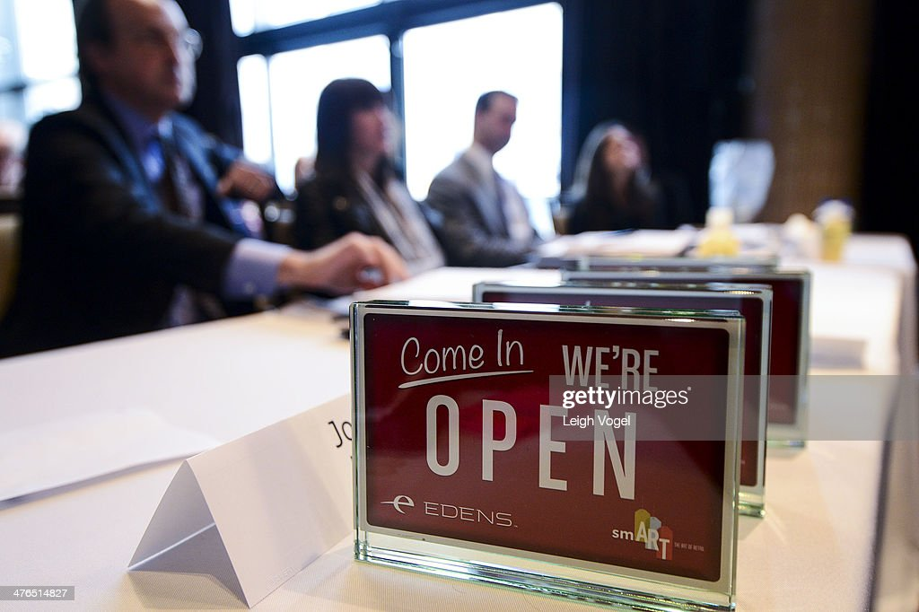 General view of 2014 EDENS Retail Challenge at Gansevoort Park Hotel on March 3, 2014 in New York City.