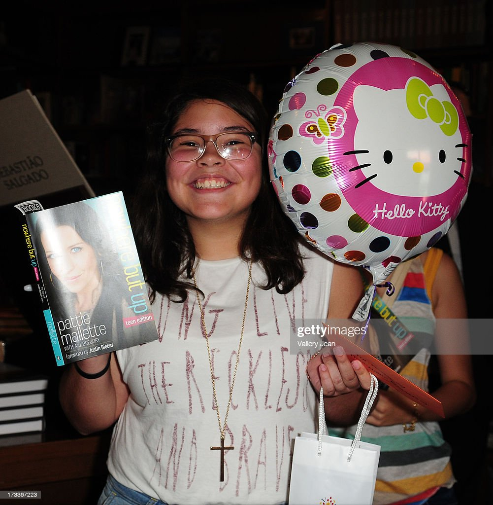 General view of a guest at the book signing for 'Nowhere But Up - Teen Edition' at Books and Books on July 12, 2013 in Coral Gables, Florida.