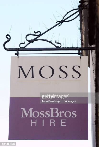 A general view of a Moss Bros store in York city centre Billionaire retailer Sir Philip Green said today he was considering a takeover bid for Moss...