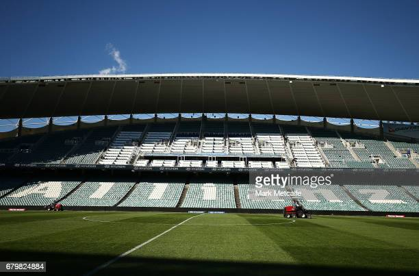 A general view of Allianz Stadium before the 2017 ALeague Grand Final match between Sydney FC and the Melbourne Victory at Allianz Stadium on May 7...