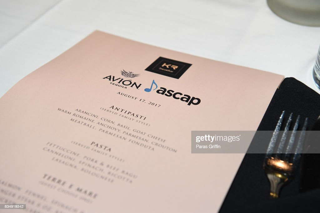 A general view of ASCAP x Avion Tequila presents The Dinner for 21 Savage at KR Steakhouse on August 17, 2017 in Atlanta, Georgia.