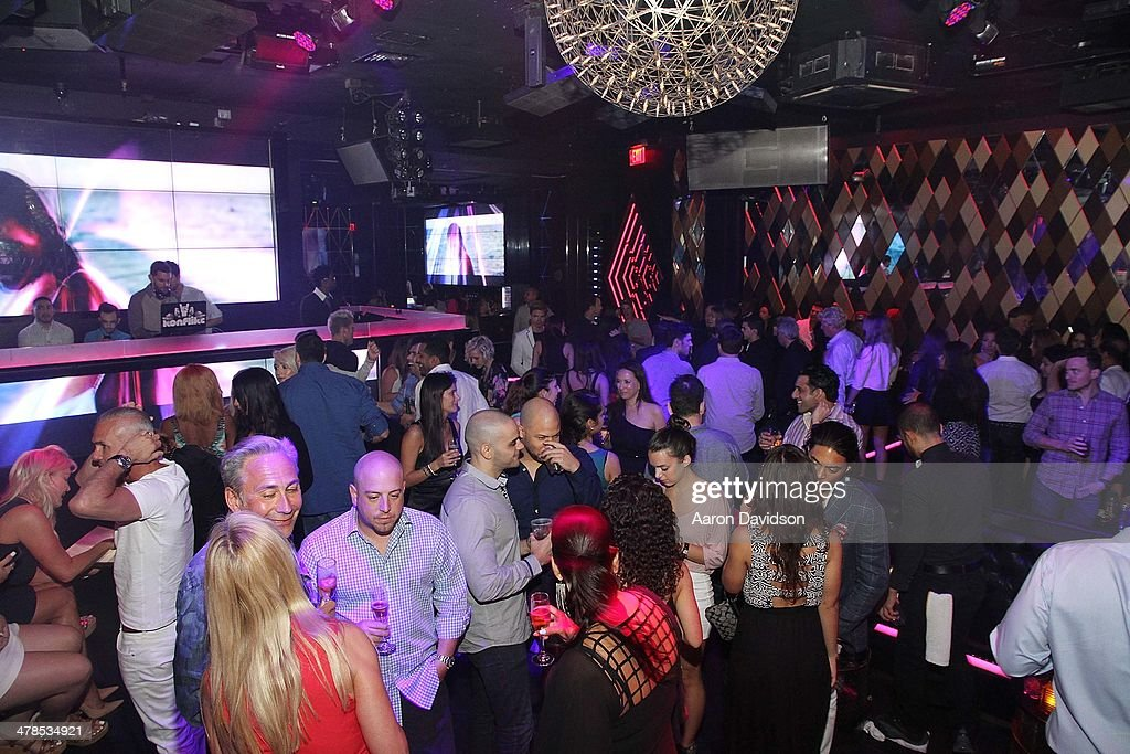 General view of at Wall at W Hotel on March 13, 2014 in Miami Beach, Florida.