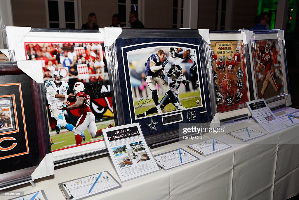 A general view of atmosphere as Corporate Executives, Athletes and Celebrities attend The Giving Back Fund's 4th Annual Big Game Big Give Super Bowl Celebration on February 2, 2013 in New Orleans, Louisiana.