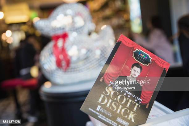 General view of atmosphere as Scott Disick visits the Sugar Factory American Brassiere on October 13 2017 in Bellevue Washington