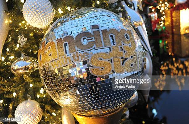 A general view of atmosphere at ABC's 'Dancing With The Stars' Season Finale hosted by The Grove at The Grove on November 24 2015 in Los Angeles...