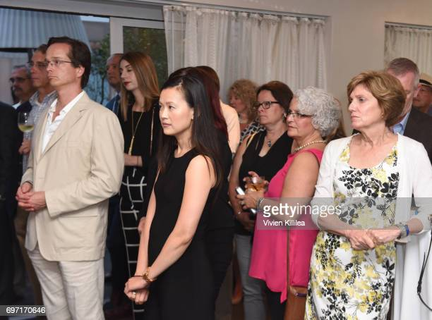 A general view of atmosphere at Academy Award Winner and LERN Spokesperson Kathy Bates Hosts Reception On The Eve Of The Third Annual California...